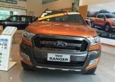 Ford Ranger Wildtrak có thêm phiên bản 2.2L hai cầu mới