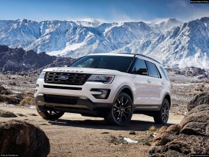 Ford Explorer Limited Mới 2018