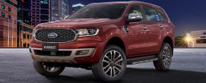 Ford Everest 4x2AT tubo 2021