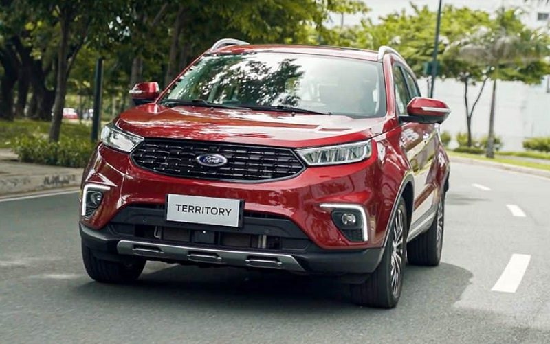 FORD TERRITORY MỚI
