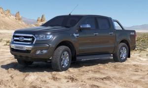 Có 6 phiên bản Ford Ranger dể khách hàng lựa trọn