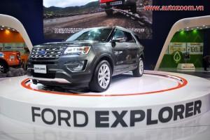 Ford Explorer Đem Lại Những Thành Công Mới Cho Ford Việt Nam