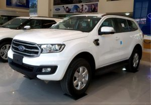 Ford Everest Ambiente 4×2 AT