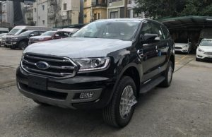 Ford Everest Trend 4×2 AT