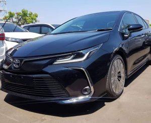Toyota Corolla Altis 2021 Hoàn Toàn Mới Kèm Giá Bán